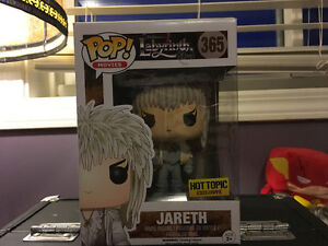 Pop! Funko Jareth Labyrinth
