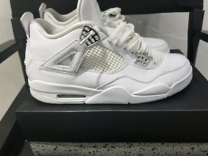 "Air Jordan ""Pure Money"" 4s"