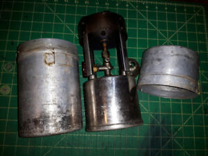 Vintage Coleman G.I. backpacking stove no.530, B46 made in 1946