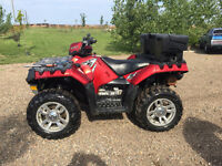 2009 Polaris Sportsman 850 : All the quad you will ever need