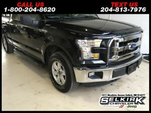 "2015 Ford F-150 XLT4WD SuperCab 145"" XLT - EcoBoost"