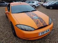 Ford Cougar 2.5 24v 1999MY, Famous Winner of MotoScape Rally 2016, MOT July 2017