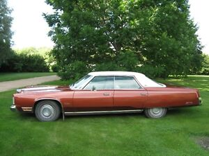 CLASSIC 1977 CHRYSLER ~ NEW YORKER BROUGHAM ~ 440 CU. IN. MOTOR