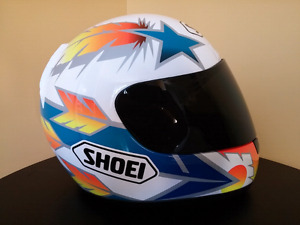 Shoei X-9 Norick TC-2 Full Face Motorcycle Helmet