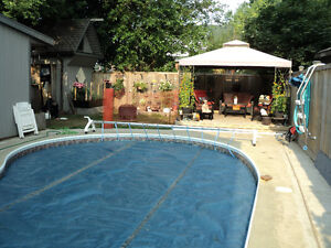 HEATED INGROUND POOL &IN-LAW SUITE
