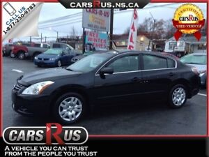 2012 Nissan Altima 2.5 S....includes 4 FREE winter tires!!