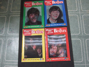 The Beatles 40th Anniversary Tribute Book Set-Globe Digests-MINT