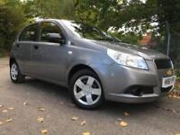 Chevrolet Aveo 1.2 S 5dr PETROL MANUAL 2011/61