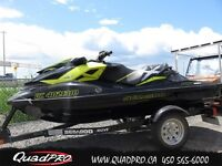 2013 Sea-Doo RXPX 260 !! 37 HEURES !! 57,60$/SEMAINE