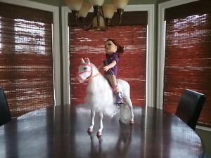 Journey girl horse and doll