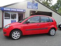 2008 58 FORD FIESTA 1.2 STYLE 16V 5D 78 BHP ONLY 2 OWNERS SERVICE HISTORY