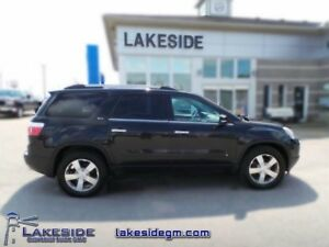2010 GMC Acadia SLT  - local - non-smoker