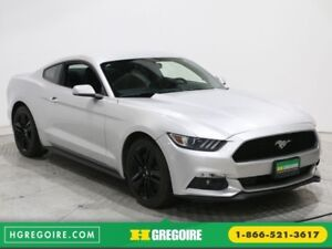 2015 Ford Mustang EcoBoost MAGS BLUETOOTH DÉMARREUR À DISTANCE G