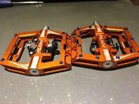 Funn pedals flats spd clipless