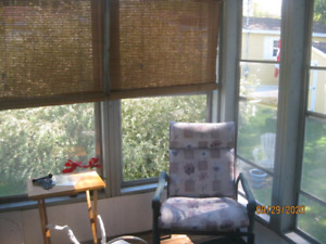 furnished clean quiet room 2 available now