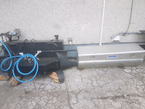 400L slip tank and tool box