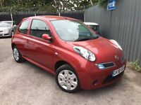 2008/58 NISSAN MICRA 1.2 AUTOMATIC # GENUINE LOW MILEAGE # EXCELLENT CONDITION #12 MONTHS MOT #CAT C