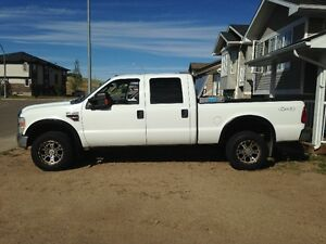 2009 Ford F-350 XLT, 6.4L, Super Duty, Crew Cab, Short Box