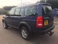 2007 Land Rover Discovery 3 2.7TD V6 GS