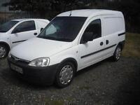 2005 Vauxhall Combo 1.7CDTi 16v 1700 VAN