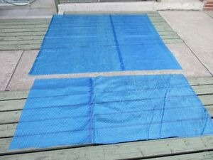 NEW SOLAR COVERS CUT TO SIZE FOR KIDDIES POOL OR ?