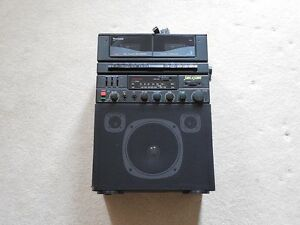 Karaoke dual Cassette player with pitch control Kitchener / Waterloo Kitchener Area image 1