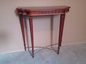 Bombay Company Hallway Console table for sale