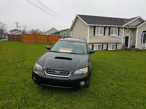 2005  Subaru Outback XT Hatchback