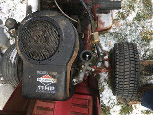 Old lawn mower project