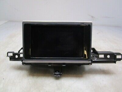 12-15 2012-2015 Audi A6 Information Display Screen OEM