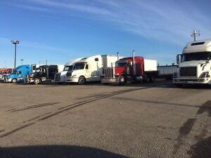 Commercial Rig Parking - West Edmonton