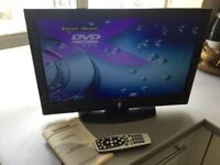 TV with inbuilt DVD players