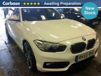 2015 BMW 1 SERIES 118d Sport 5dr Step Auto