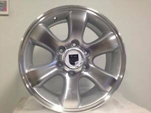 """17""""4wd WHEELS,fit TOYOTA Hiace,Colorado,Hilux,iload with235/55r17 Coopers Plains Brisbane South West Preview"""