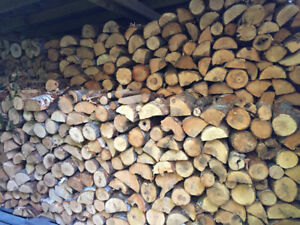 Firewood 3.5 cords pick up only