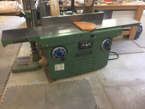 """12"""" general international jointer 80-300 with helical head"""
