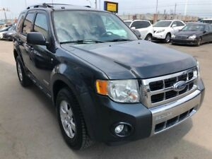 Ford Escape Limited V6 2008