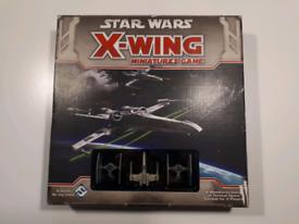 Starwars: x-wing core set complete