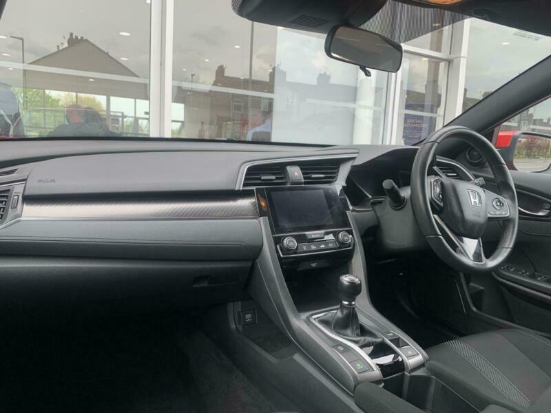 2017 Honda Civic 1.5 VTEC Turbo Sport 5dr Hatchback Petrol Manual