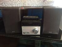 sony HCD-S20 stereo/ mini hi fi
