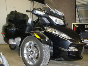 Can-Am Spyder RTS SM5