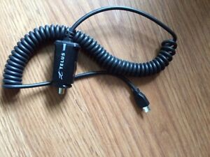 TELUS PHONE CHARGER