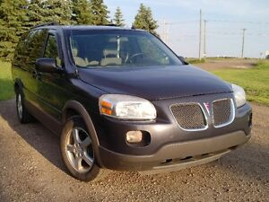FULLY LOADED 2009 Pontiac Montana Extended Wheelbase Van