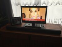 "18.5"" LED TV 720p with freeview"