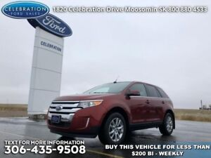 2014 Ford Edge Limited  ONE OWNER LOCAL TRADE!