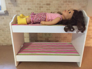 """18"""" Doll Bunk Bed"""