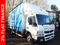 2016 FUSO CANTER 7C15 43 Diesel white Manual