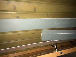 Free green board drywall 1/2""