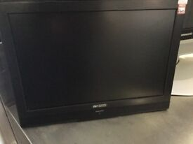 "22"" lcd tv with Remote control and Freeview"
