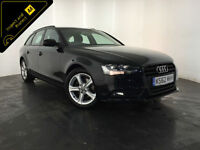 2013 AUDI A4 SE TECHNIK TDI DIESEL ESTATE 1 OWNER SERVICE HISTORY FINANCE PX